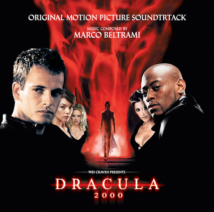Marco Beltrami's DRACULA 2000 score to be released on compact disc
