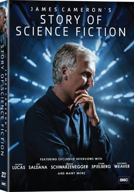 JAMES CAMERON'S STORY OF SCIENCE FICTION Giveaway: Win The Series on DVD From RLJE Films