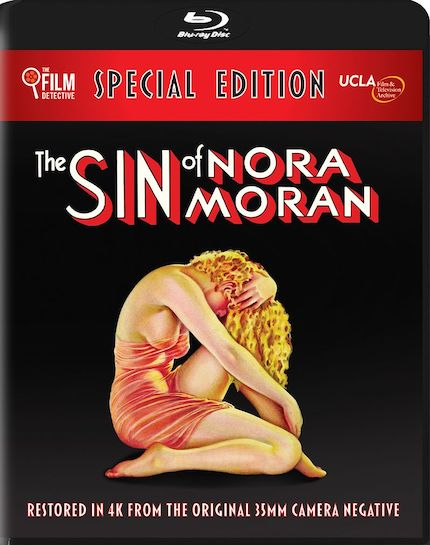 Blu-ray Review: THE SIN OF NORA MORAN