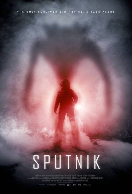 SPUTNIK: Watch This 'Crash Landing' Clip From Russian Sci-fi Horror Flick