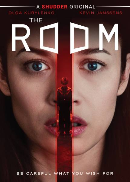 THE ROOM Giveaway: Win a DVD From Shudder and RLJE Films