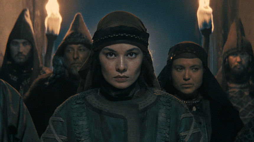 Exclusive: Kazakh Action Epic THE LEGEND OF TOMIRIS Coming From Well Go USA This Fall