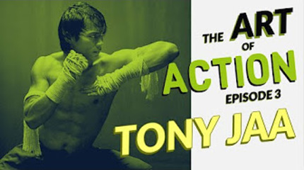Scott Adkins Breaks Down THE ART OF ACTION
