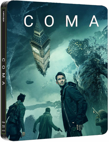 COMA Trailer: Waking Up in a Weird New World