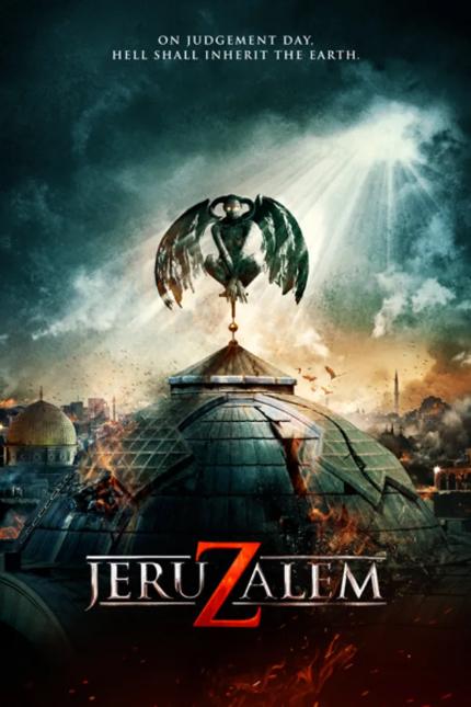 Now Streaming: JERUZALEM, Highway to Hell