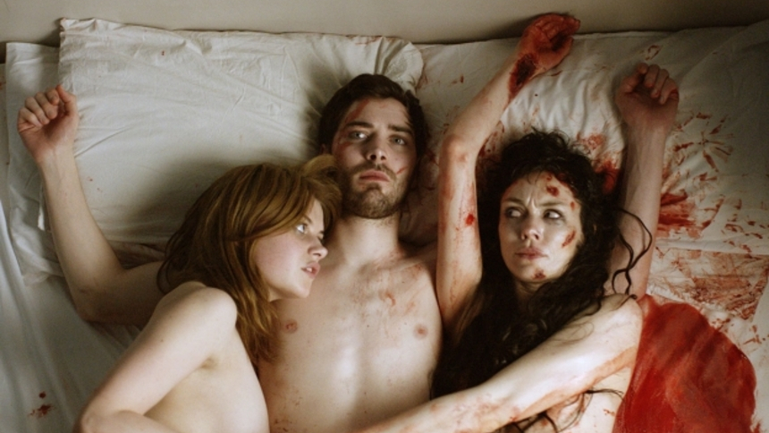 Review: NINA FOREVER, Blood and Sex, Dark But Droll