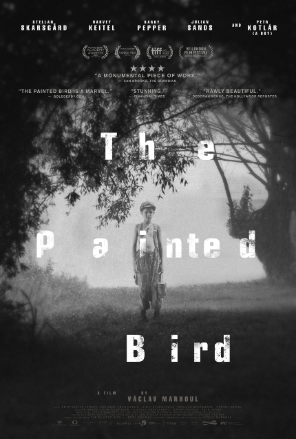 Review: THE PAINTED BIRD, Spectacle of Horrors From a Child's Perspective