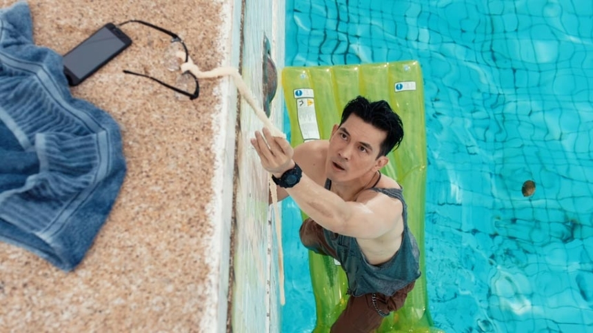 Review: THE POOL Bites the Big One
