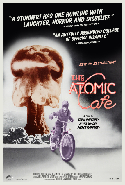 Now Streaming: THE ATOMIC CAFE Blows Up
