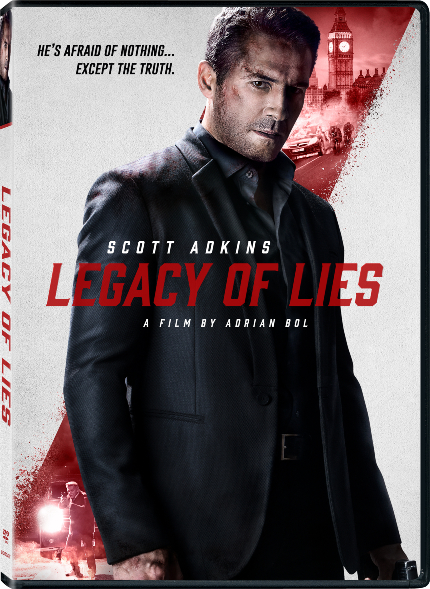 Exclusive LEGACY OF LIES Clip: Scott Adkins, I Need Your Help
