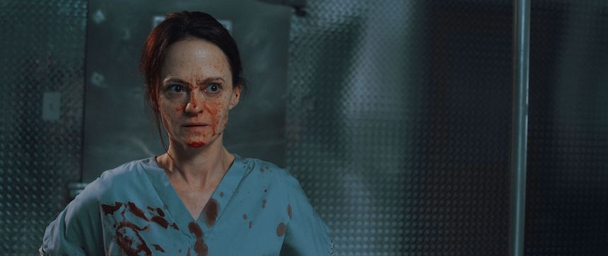 Fantasia 2020 Interview: Brea Grant Talks 12 HOUR SHIFT