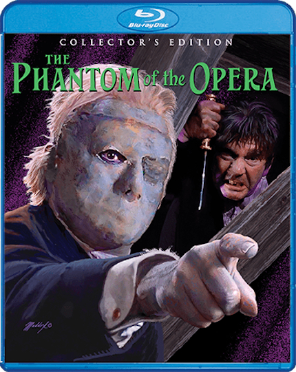Blu-ray Review: Hammer's THE PHANTOM OF THE OPERA
