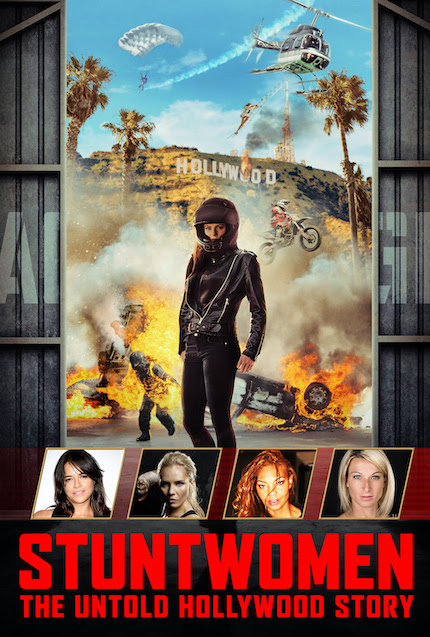 Review: STUNTWOMEN: THE UNTOLD HOLLYWOOD STORY