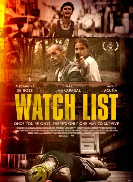 WATCH LIST: Intense Trailer Debuts For Filipino Drug War Thriller