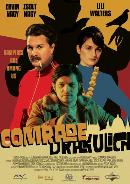 Fantaspoa 2020 Review: COMRADE DRAKULICH, Genre Thrills, Nostalgia Frills in Political Satire