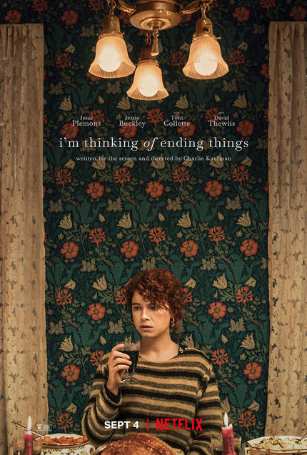 I'M THINKING OF ENDING THINGS, The Next Existential Wonder From Genius Charlie Kaufman