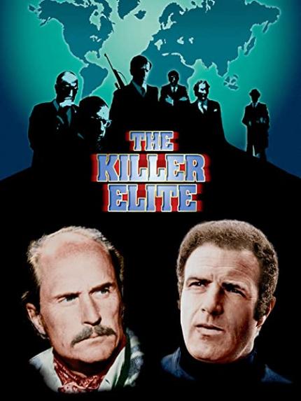 70s Rewind: THE KILLER ELITE, When Men Were Men and Blew Each Other Up