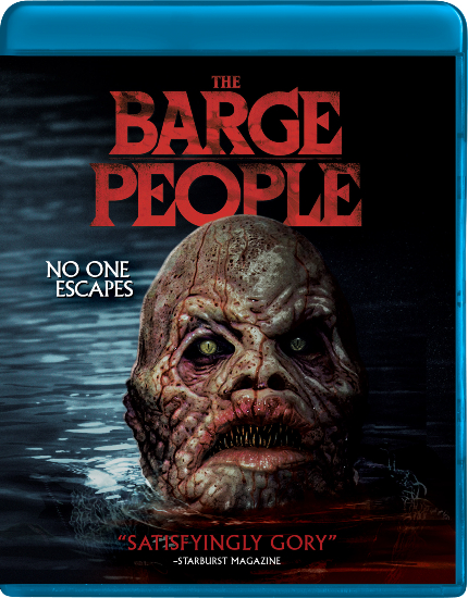 Now On Demand: THE BARGE PEOPLE Will Definitely Upset a Relaxing Weekend