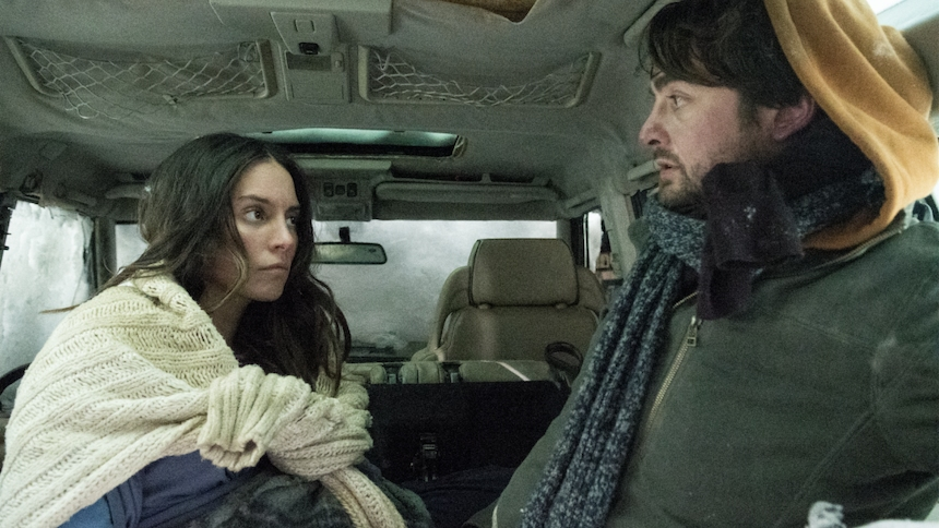 Review: CENTIGRADE, Short on Thrills, Long on Snores