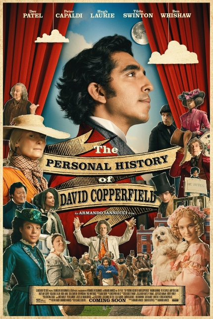 Review: In THE PERSONAL HISTORY OF DAVID COPPERFIELD, Charles Dickens Gets an Update