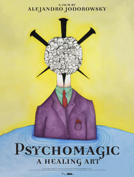 Now On Demand: PSYCHOMAGIC, A HEALING ART