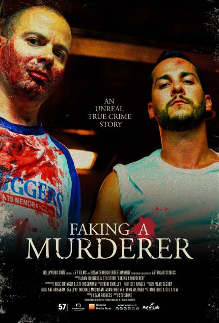 FAKING A MURDERER: New Trailer, Poster and Stills Ahead of Horror Flick's Online Release