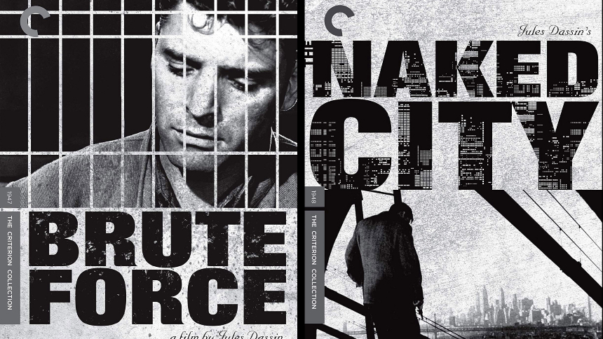 Ahora en Blu-ray: Criterion lanza BRUTE FORCE y THE NAKED CITY
