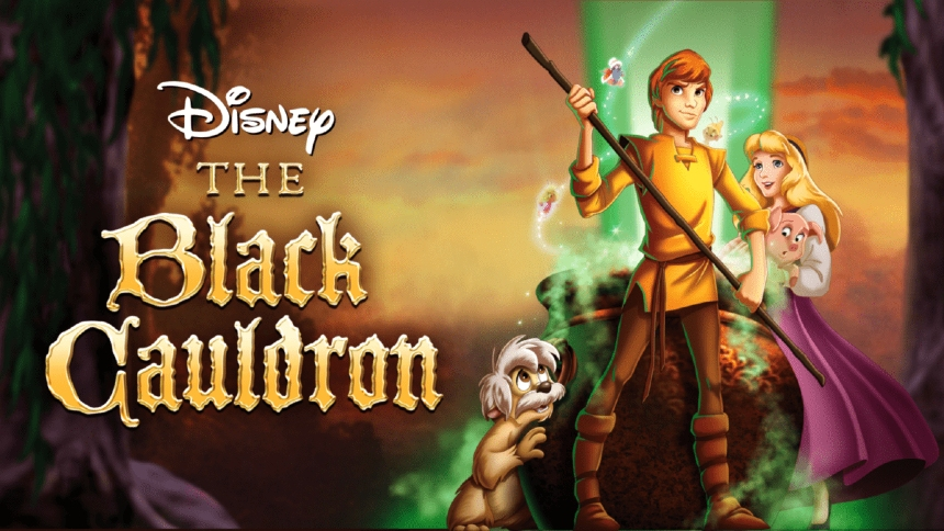 Now Streaming: THE BLACK CAULDRON, Not Quite Rock Bottom