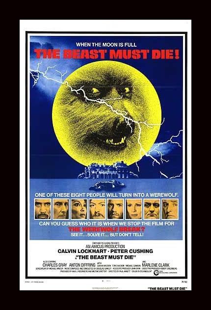 70s Rewind: THE BEAST MUST DIE, Declares Calvin Lockhart