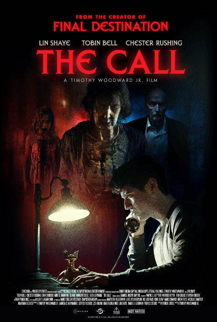 THE CALL Trailer: Things Will Get Bloody