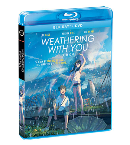 Review: WEATHERING WITH YOU, Bringing Sunshine on a Dark Day