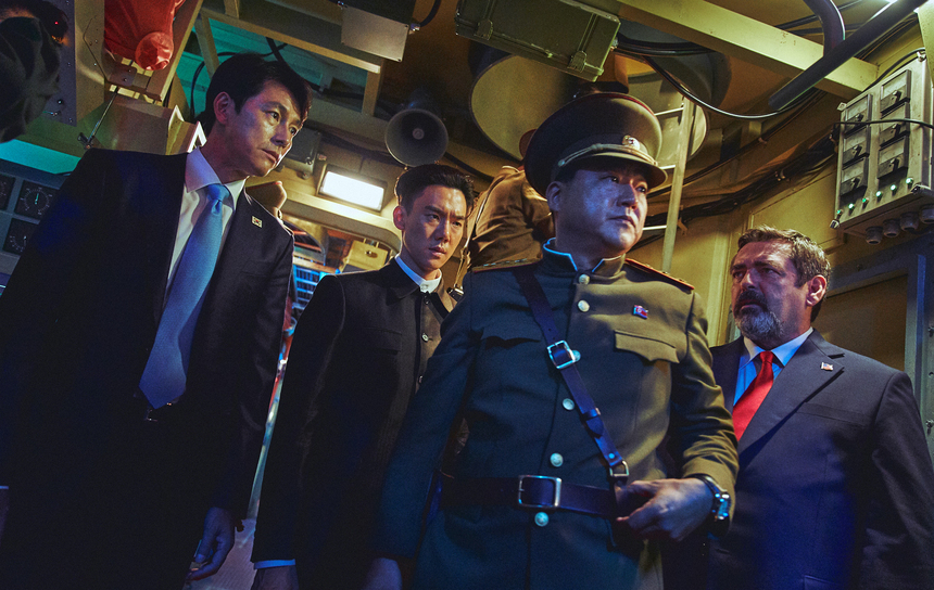 Busan 2020 Review: STEEL RAIN 2: SUMMIT Dives into Thrilling and Surprisingly Funny Geopolitical Waters