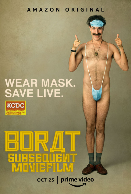 Review: BORAT SUBSEQUENT MOVIEFILM Ambushes Amazon