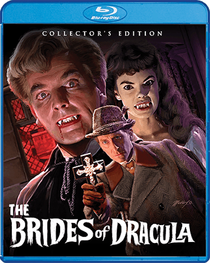 Blu-ray Review: THE BRIDES OF DRACULA