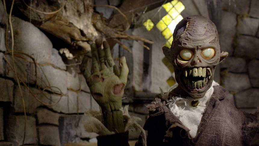 FRANK & ZED Trailer: The Puppet Horror Feature Film is Finally Here!