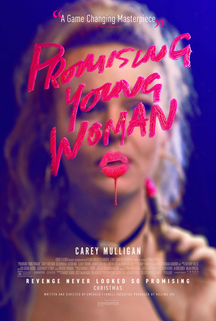 PROMISING YOUNG WOMAN: New Poster, Trailer, & Release Date for Highly Anticipated Intense Drama