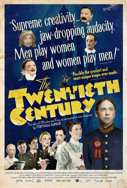 THE TWENTIETH CENTURY Exclusive Clip: Give Your Mother a Kiss