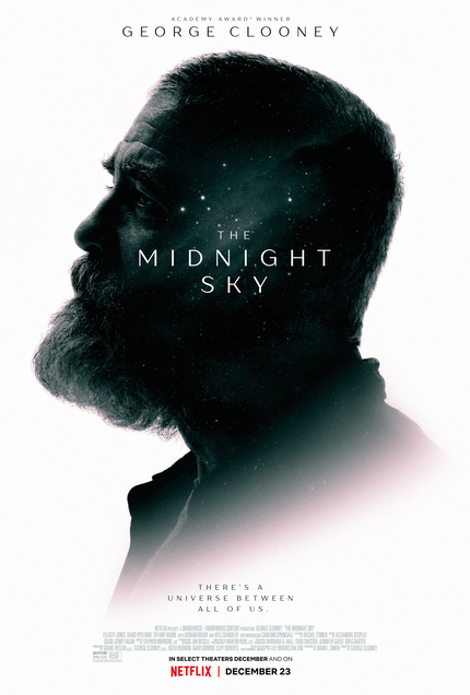 THE MIDNIGHT SKY Trailer: George Clooney Desperate to Get A Message to Space