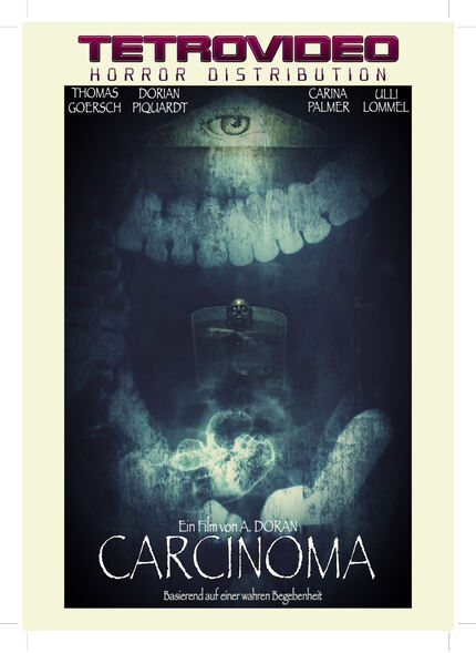 TetroVideo Announces DVD Releases of Extreme Flicks DELIRIO And CARCINOMA
