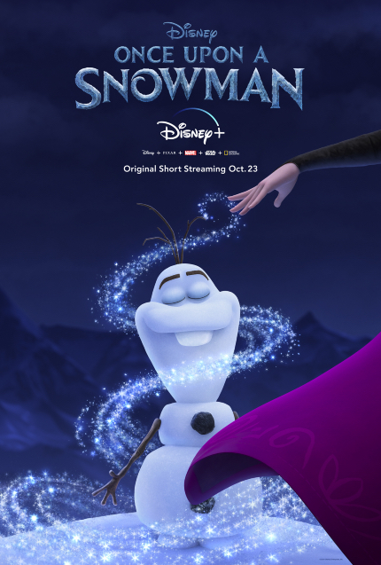 Review: ONCE UPON A SNOWMAN, Origin Story for Kids