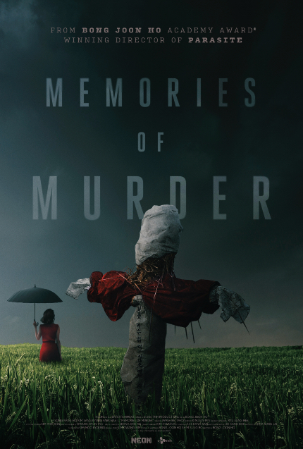Now On Demand: MEMORIES OF MURDER, Harrowing, Mesmerizing, Shattering