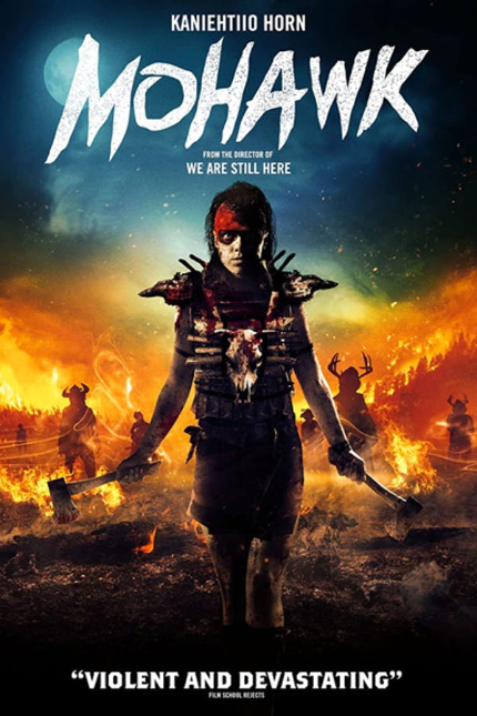 Now Streaming: MOHAWK, Brutal Action, Relevant Social Commentary