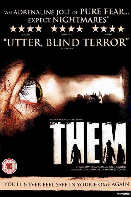 Now Streaming: ILS (THEM), Terror That Jangles the Nerves