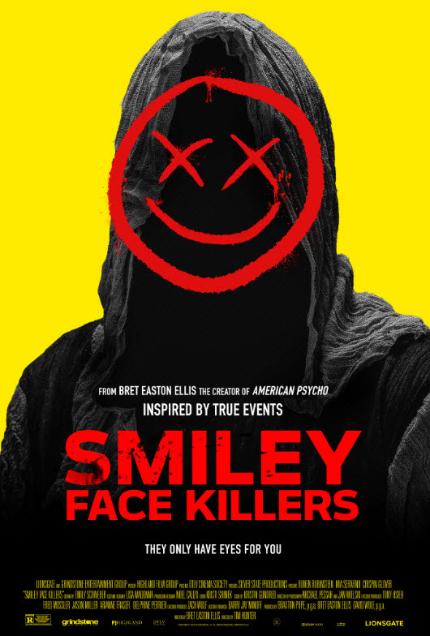 SMILEY FACE KILLERS Trailer: Crispin Glover Reunites With Tim Hunter