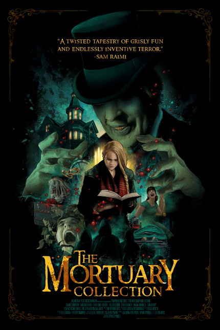 Review: THE MORTUARY COLLECTION, Horror Stories, More Than Morality Fables
