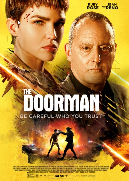 Review: THE DOORMAN, Woefully Inept, Profoundly Uninspired