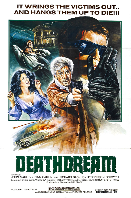 70s Rewind: DEATHDREAM, Nightmares Are Made Of This