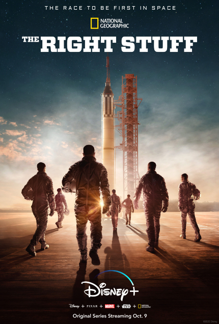 Now Streaming: THE RIGHT STUFF Charts a Different Path to the Stars