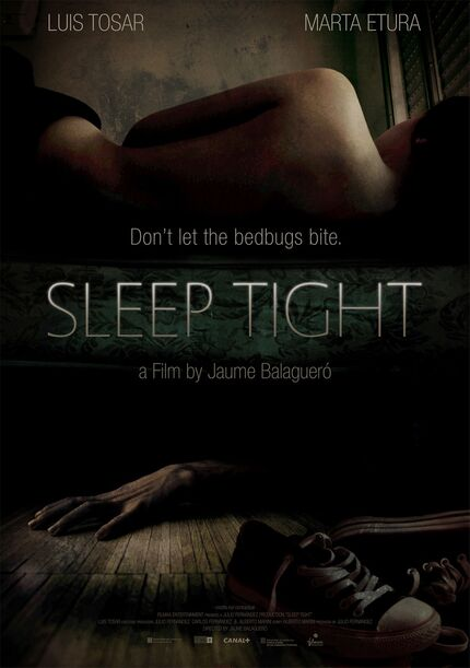 Review: SLEEP TIGHT (MIENTRAS DUERMES), Completely Unsettling