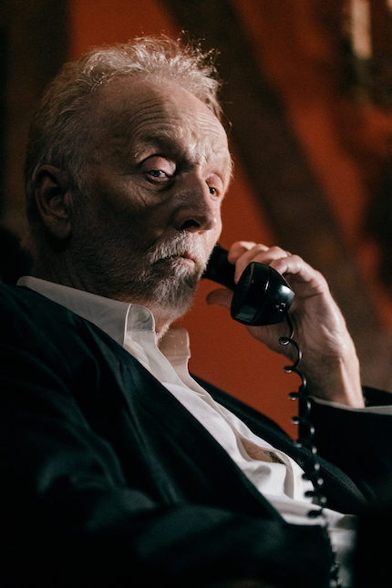 THE CALL Interview: Tobin Bell on His Latest Film and the Legacy of Alan Parker